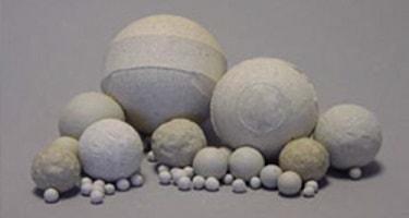 ceramische ballen